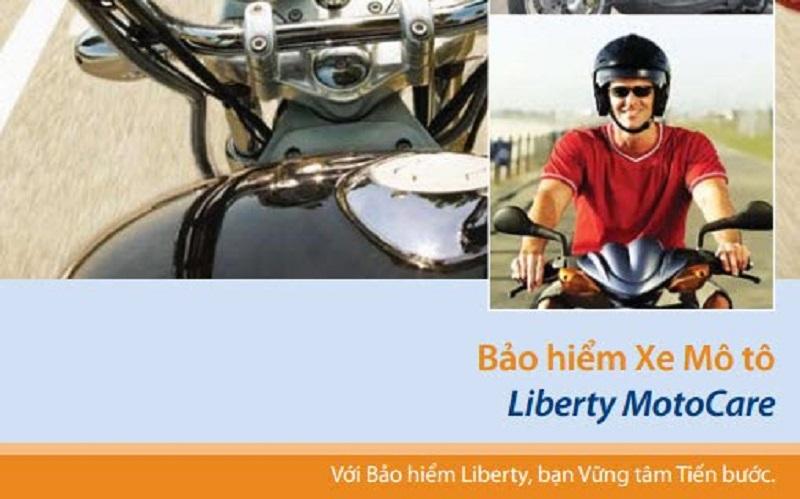 Bảo hiểm Xe máy Liberty MotoCare