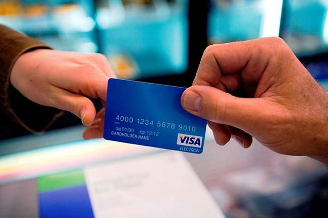 Chuyển tiền qua thẻ VISA là một cách đơn giản nhanh chóng