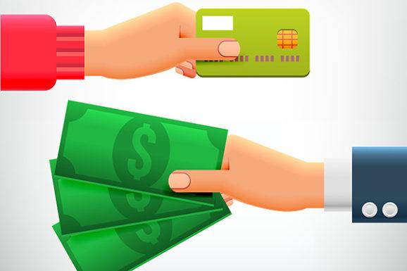Có nhiều cách khác nhau để thanh toán dư nợ
