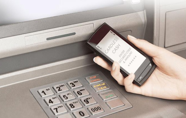 Dễ dàng rút tiền mặt không cần thẻ tại các ngân hàng hỗ trợ