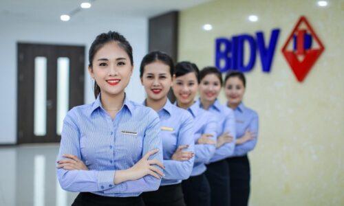 Ngân hàng BIDV tuyển dụng cán bộ năm 2021