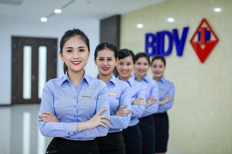 Ngân hàng BIDV tuyển dụng nhiều vị trí