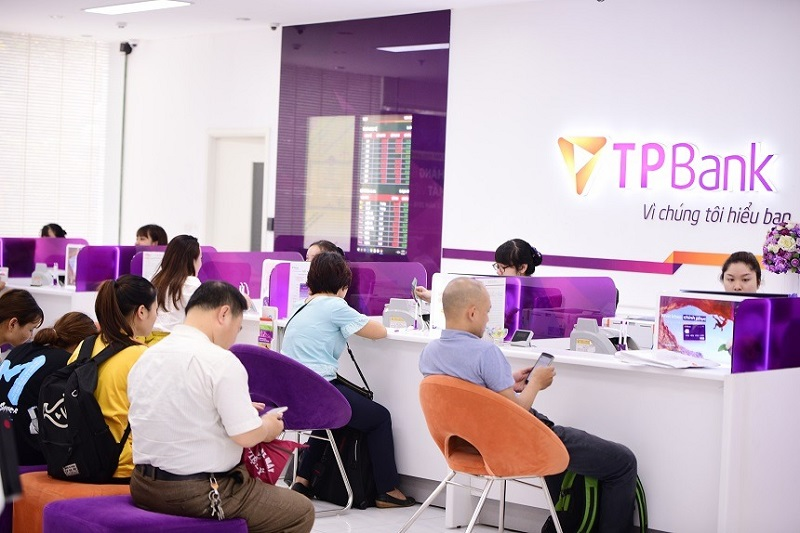 Ngân hàng TPBank luôn cung cấp dịch vụ hiện đại