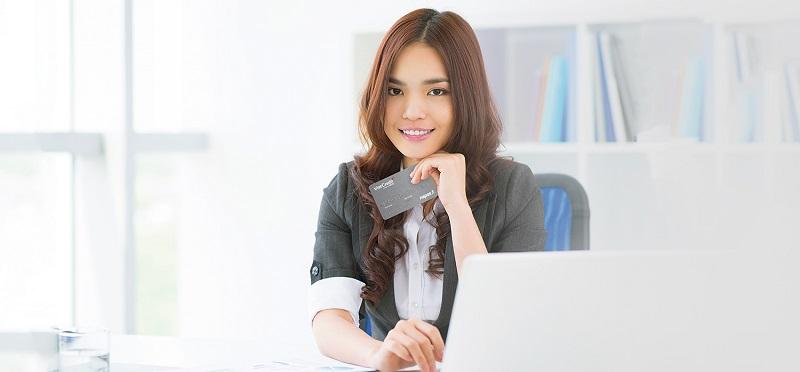 Thanh toán thẻ tín dụng VietCredit dễ dàng