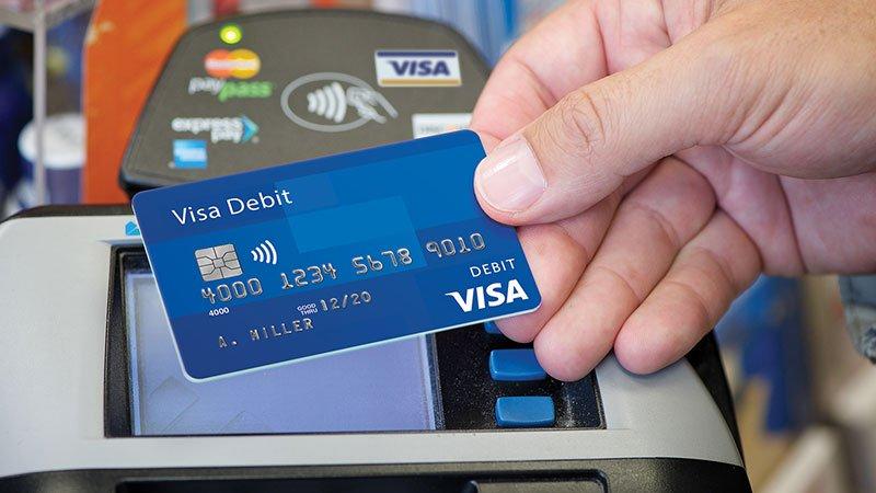 Thẻ ghi nợ quốc tế VISA