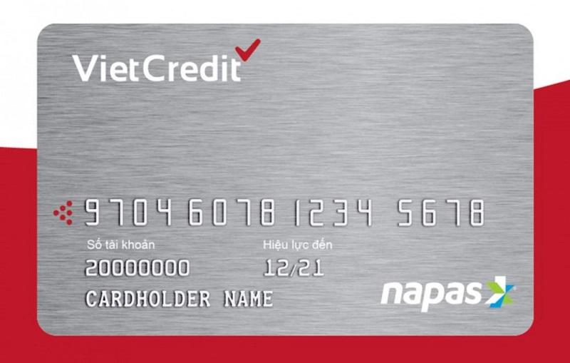 Thẻ tín dụng VietCredit là gì?
