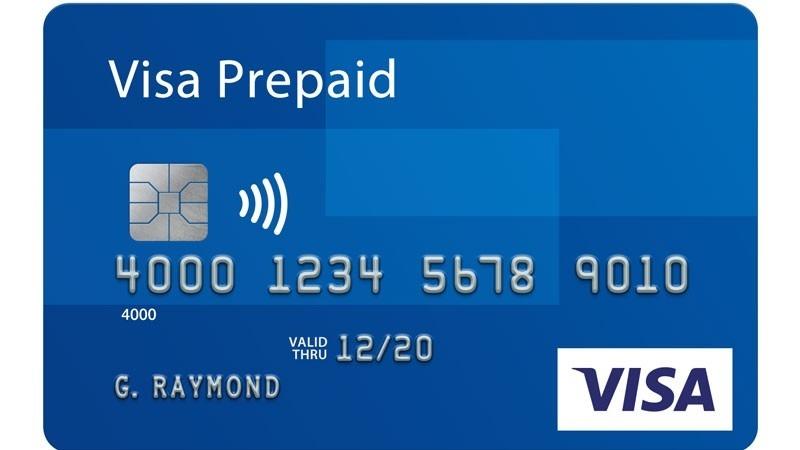 Thẻ trả trước là gì?