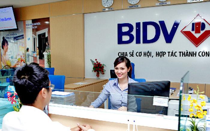 Vay tiêu dùng BIDV
