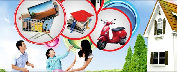 Vay tiêu dùng không cần tài sản đảm bảo tại BIDV