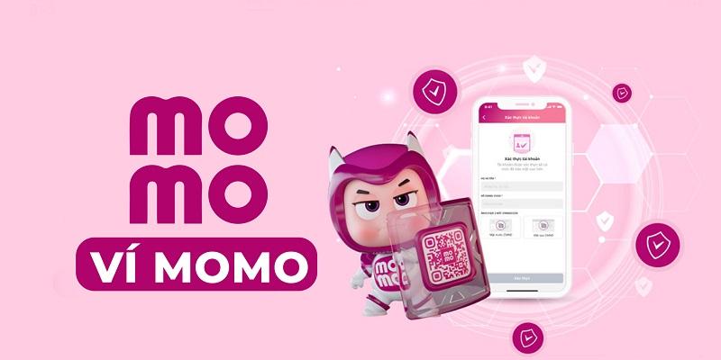 Momo là ví điện tử có hệ thống rộng khắp cả nước