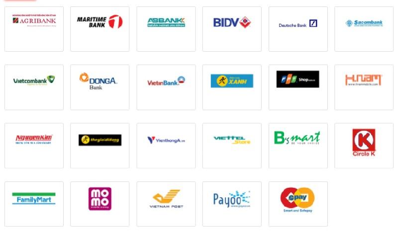 Các địa điểm chấp nhận thanh toán tín dụng tại Home Credit
