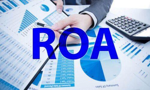 Cách tính ROA và phân tích tài chính theo chỉ số ROA