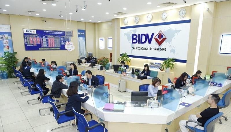 Đăng ký mở thẻ tín dụng BIDV trực tiếp tại văn phòng giao dịch và chi nhánh BIDV