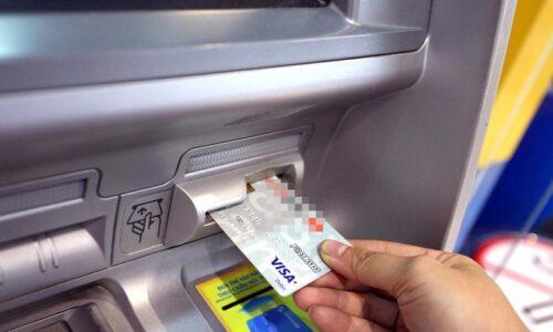 Rút tiền mặt bằng thẻ tín dụng Visa