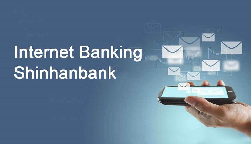 Thanh toán dư nợ thẻ tín dụng Shihan qua dịch vụ Ngân hàng trực tuyến của Shinhan