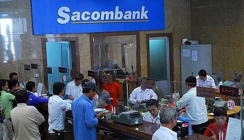 Thanh toán thẻ tín dụng Shinhan tại ngân hàng Sacombank