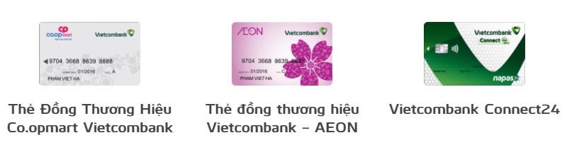 Thẻ ghi nợ nội địa Vietcombank