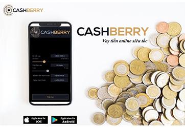 CashBerry – Vay Tiền Online Siêu Tốc