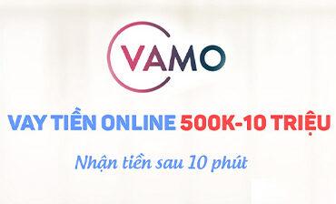 VAMO - Vay tiền Online nhận tiền trong vài phút