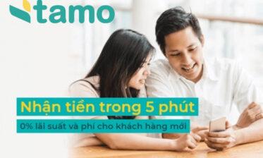 TAMO - Giải pháp tài chính Online
