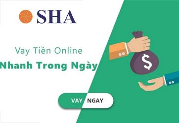 sha ứng dụng vay tiền online