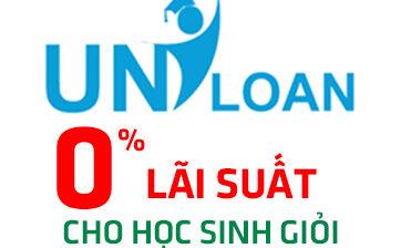 uniloan vay vốn sinh viên 0% lãi suất