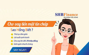 SHB Trandata - Tài chính tiêu dùng