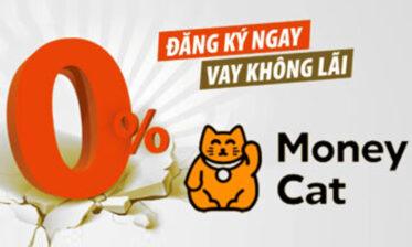 MoneyCat - Vay tiền online siêu tốc