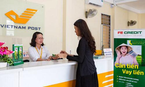 Vay bưu điện