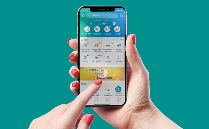 Tải ứng dụng Viettel Pay để thuận tiện khi thanh toán khoản vay tín chấp OCB
