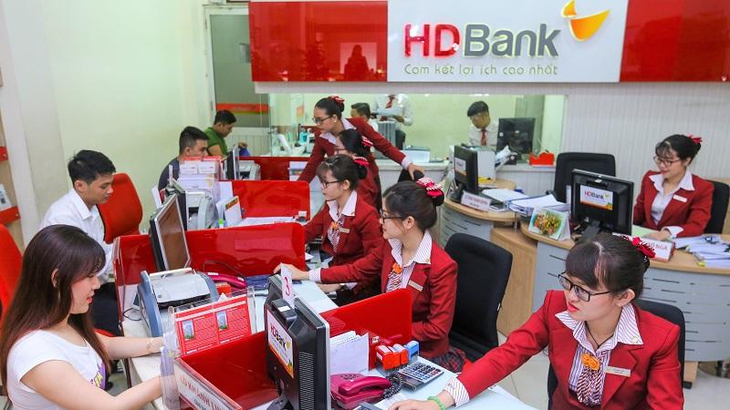 Vay tín chấp HD Bank