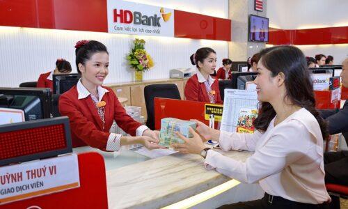 Hướng dẫn vay tiền HD Bank nhanh nhất