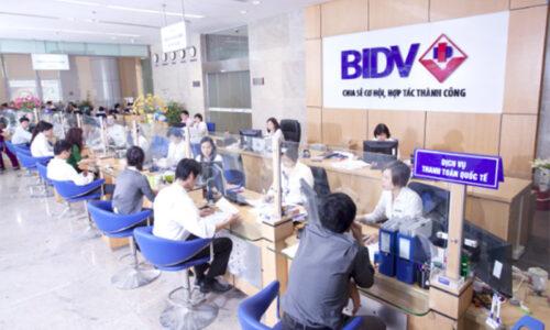 Những sản phẩm vay tín dụng BIDV và hướng dẫn vay tín