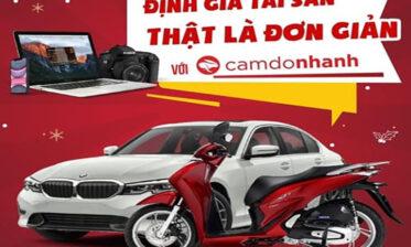 Camdonhanh.vn – Dịch vụ cầm đồ nhanh