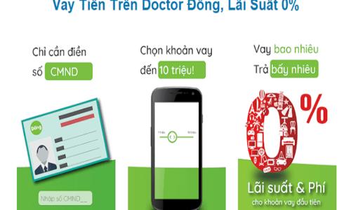 Hướng dẫn cách vay tiền Doctor Đồng chi tiết 2021