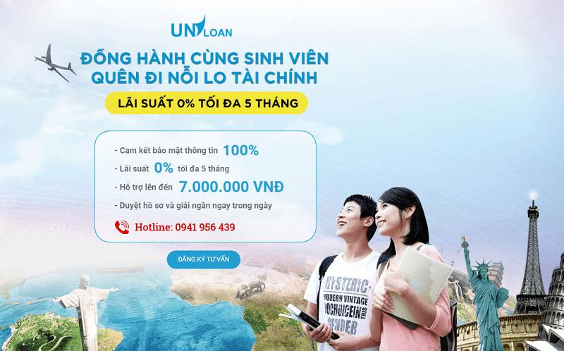 Gói vay Uniloan sở hữu nhiều ưu điểm vượt trội
