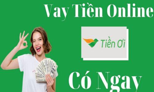 Hướng dẫn cách vay tiền Tienoi chi tiết 2021