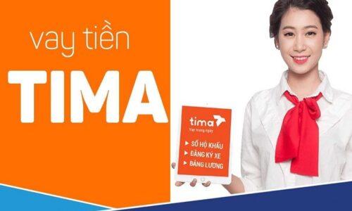 Hướng dẫn cách vay tiền Tima chi tiết 2021