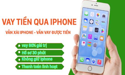 Vay bằng iPhone là gì? Những điều kiện để vay?