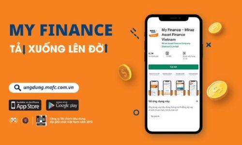 Hướng dẫn cách vay tiền Mirae Asset Finance (MAFC) chi tiết 2021