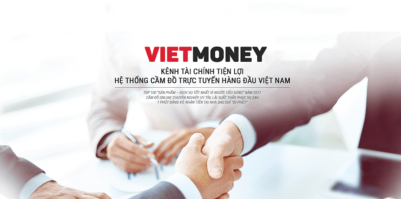 VietMoney - Công ty tài chính tiện lợi cho giải pháp vay tiền nhanh