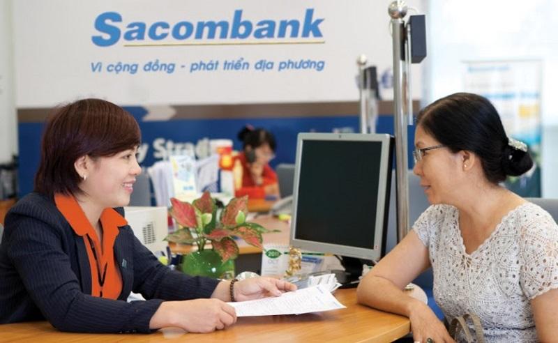 Vay thế chấp sổ đỏ Sacombank với thủ tục đơn giản, giải ngân nhanh