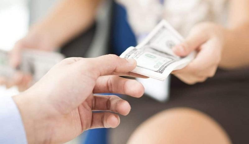 Thủ tục đăng ký vay bằng hóa đơn tiền điện?